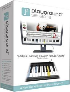 playground sessions product box