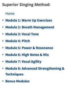 superiror-singing-modules