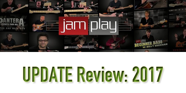 JamPlay review 2017