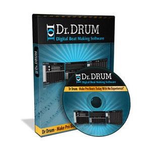 Dr. Drum Logo