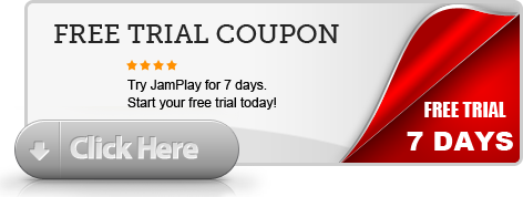 Jamplay free trial coupone