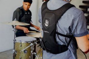 subPac Wearable Physic Sound System