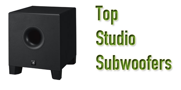 the best studio subwoofers