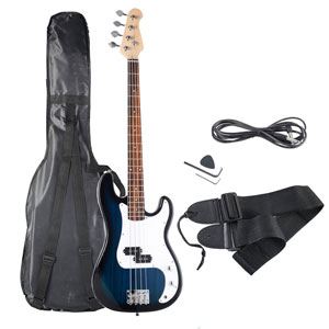 Crescent Bass Guitar Starter Kit