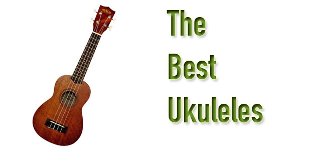 3 Ukuleles for Beginners