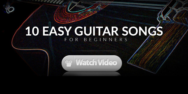 10 easy guitar songs