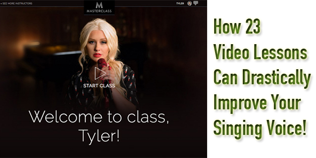 Christina Aguilera's MASTERCLASS Review
