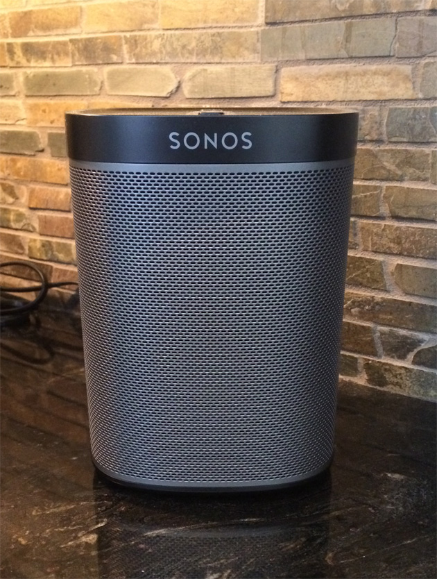 SONOS in my kitchen