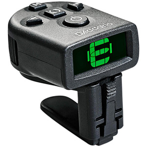 D'addario clip on guitar tuner