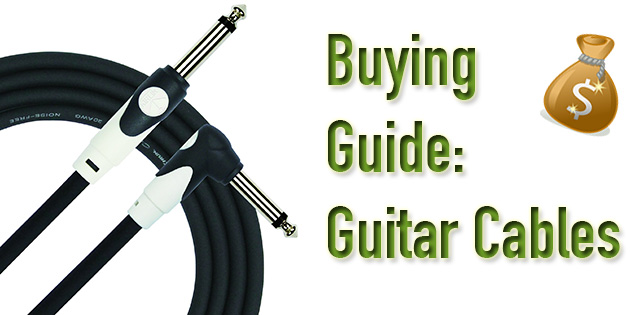Guitar cable buying guide