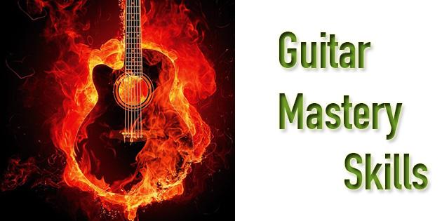 guitar mastery skills