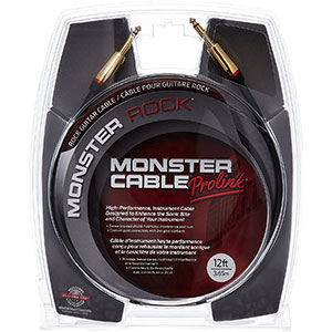 Monster guitar cables
