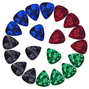 Mudder guitar picks