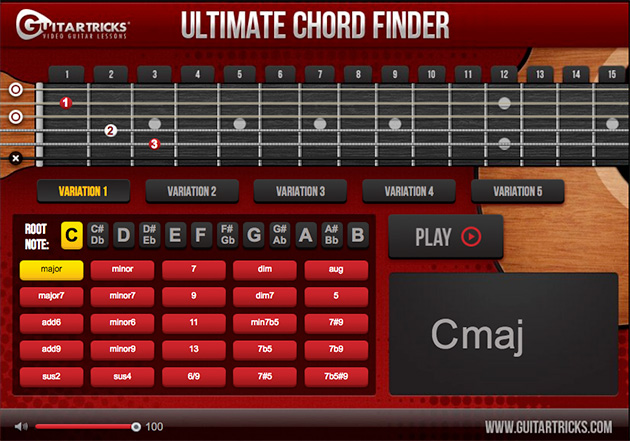 chord finder tool