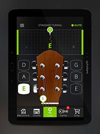guitar tuning app