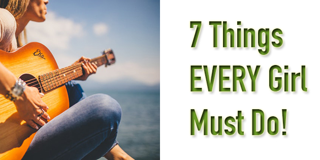 7 things girls must know about guitar