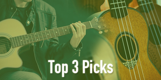 The Best Ukulele for Guitar Players - Top 3 Picks