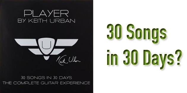 Keith Urban's Guitar Player Set Review