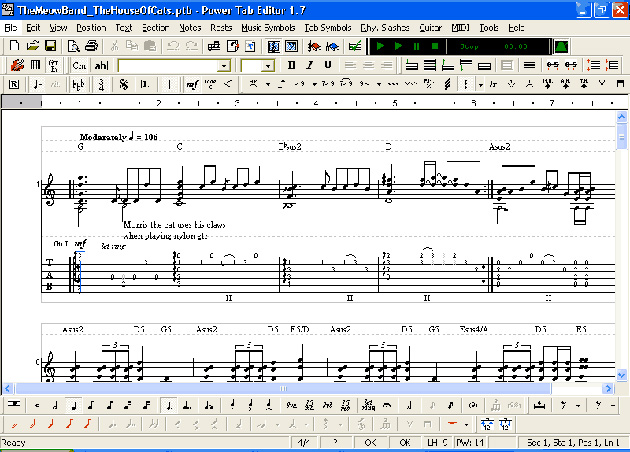 Guitar Pro 7 Review: The Best Way to Write Notation and Tab
