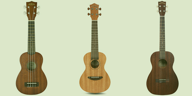 ukulele types sizes brands and how to find the perfect option for you