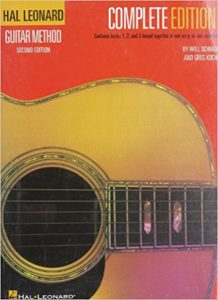 Guitar Method by Hal Leonard book cover