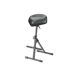 K and M Performance Stool for Guitar Players