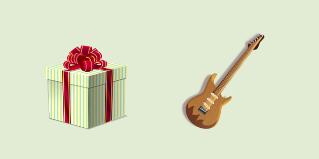 gifts for guitarists