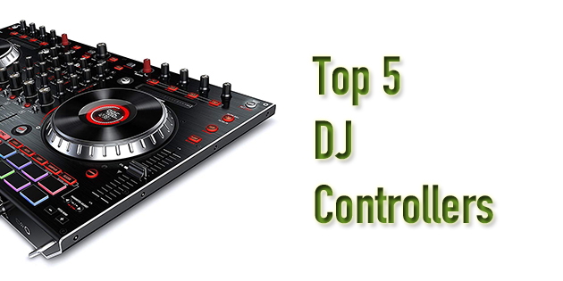 dj controllers for scratching