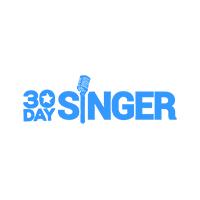 The 30 Day Singer Logo