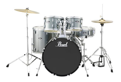 5 piece drum set