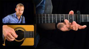 Bluegrass guitar lessons online