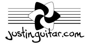justing guitar logo