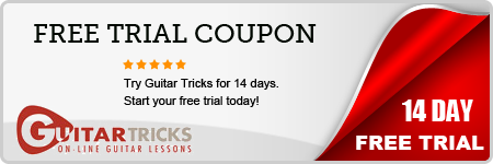 Guitar Tricks Free Trial