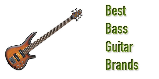 best bass guitar brands