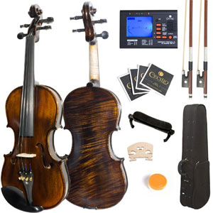 Mendini violins