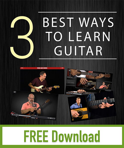 3 best ways to learn guitar banner
