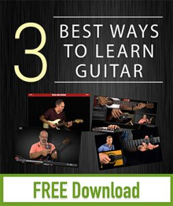 3 ways to learn guitar sidebar optin