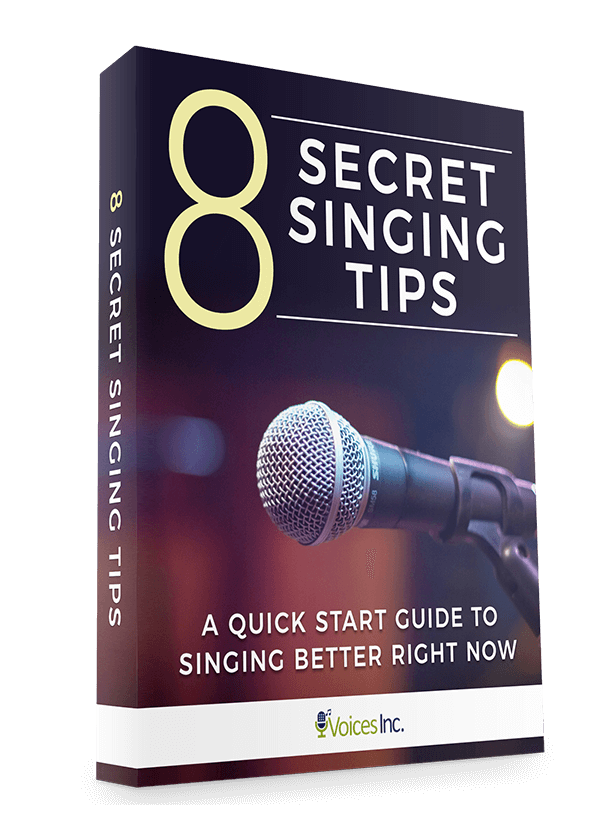 How to Sing Better in 7 Steps - Voices Inc