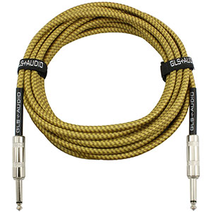 GLS Audio guitar cables