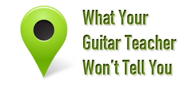 Local guitar teachers