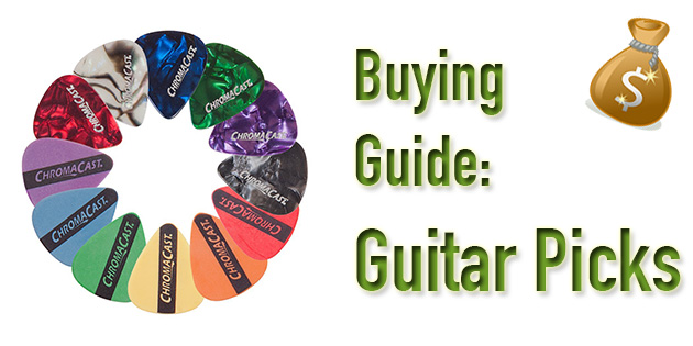 guitar picks buying guide