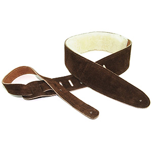 Perris leather guitar strap