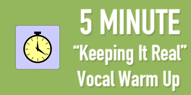Singing Exercises: The Daily Vocal Workout Plan for Beginners