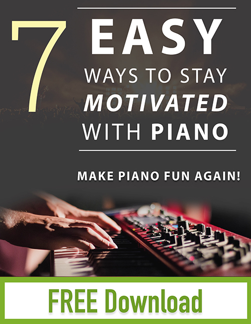 Piano eBook cover
