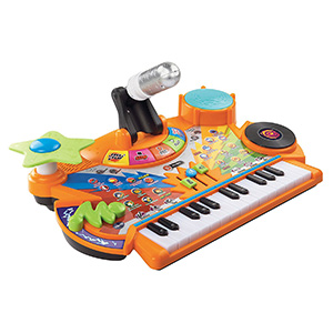 Vtech kids learning piano