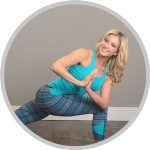 Zoe Bray Cotton from Yoga Burn