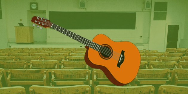 best guitar for college students