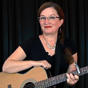 Lisa McCormick from Guitar Tricks