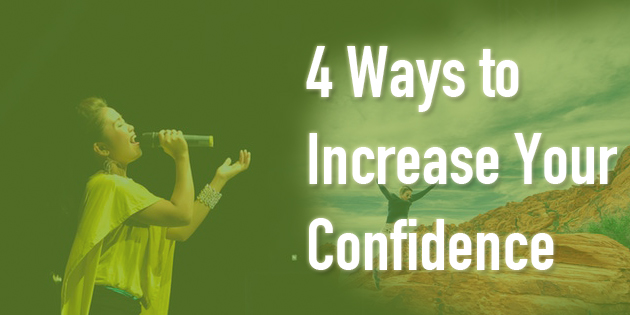 sing with more confidence