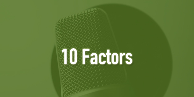 10 factors for determining voice types